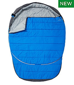 L.L.Bean Adventure Sleeping Bag, 30° Double