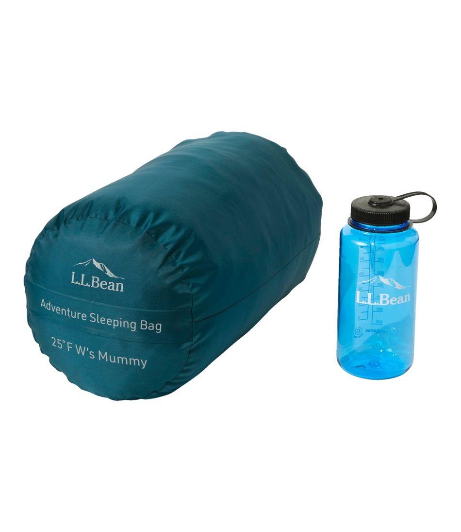 Women's L.L.Bean Adventure Sleeping Bag, 25° Mummy
