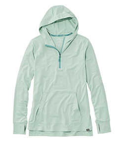 Women's All Day Active UPF Quarter-Zip Hoodie