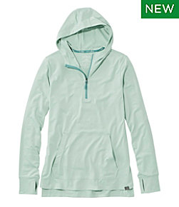 All Day Active Quarter-Zip Hoodie