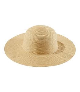 Women's Paper Sun Hat