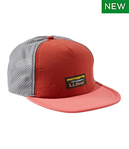 Adults' L.L.Bean Packable Trucker Hat