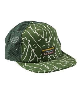 Adults' L.L.Bean Packable Trucker Hat