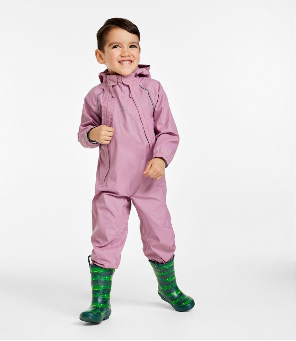 Toddlers' Rain Bunting
