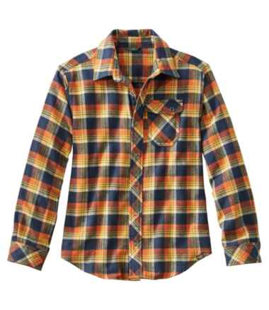 Kids' Flannel Shirt