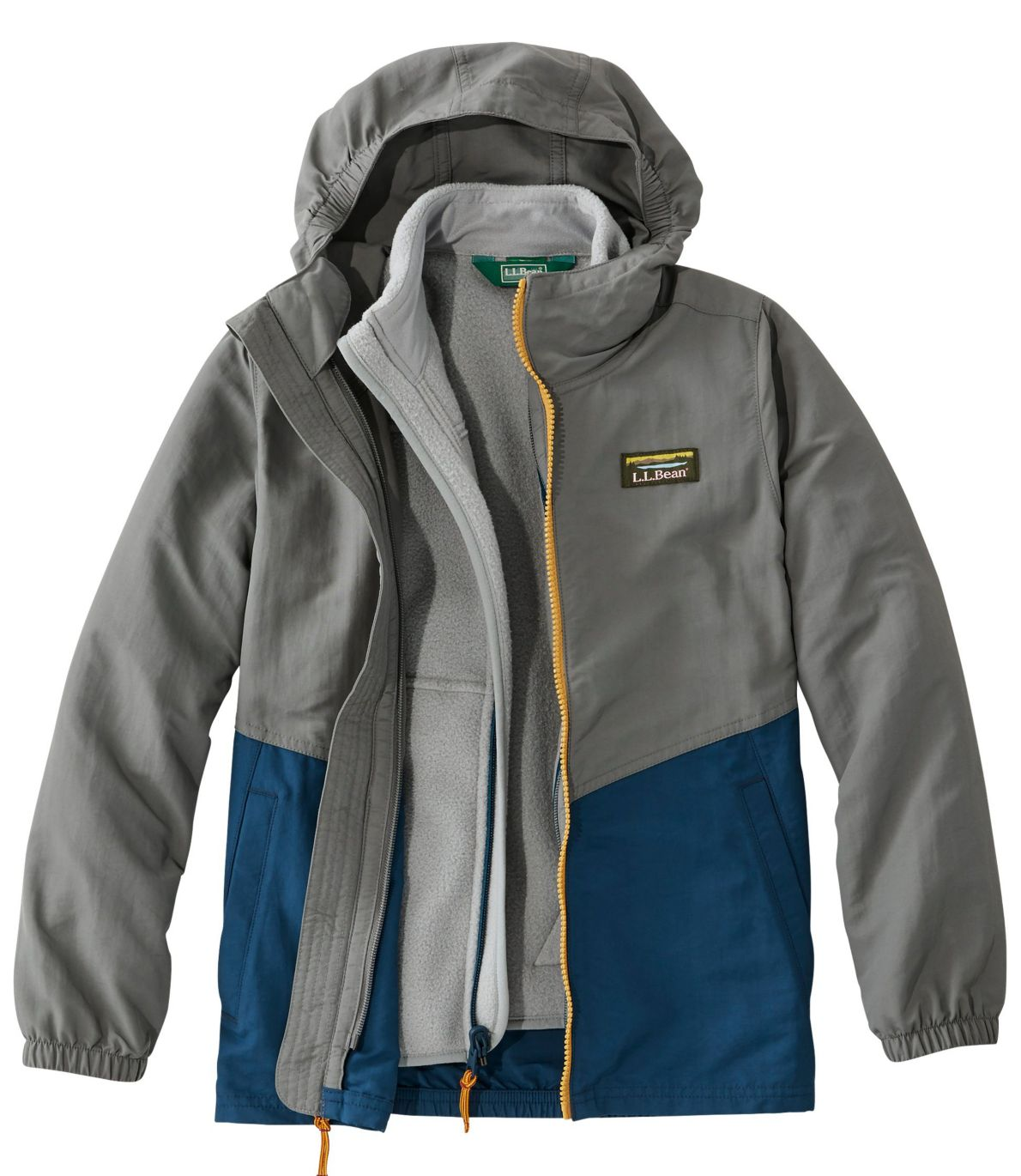 Kids' Mountain Classic 3-in-1 Jacket, Colorblock