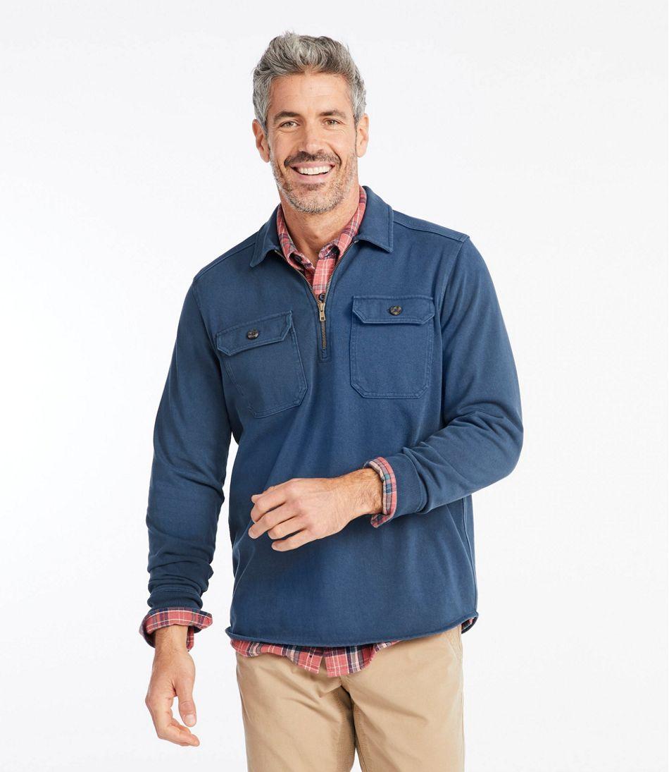 Men's Allagash Half-Zip Pullover
