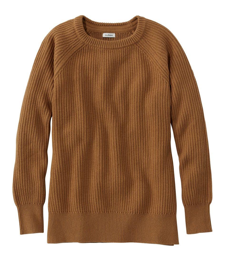 Women's Coastal Cotton Sweater, Pullover