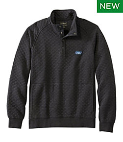L.L.Bean Quilted Sweatshirt