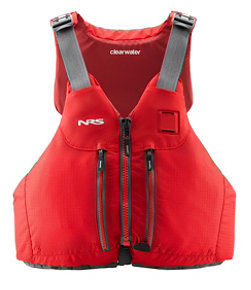 Adults' NRS Clearwater Mesh Back PFD