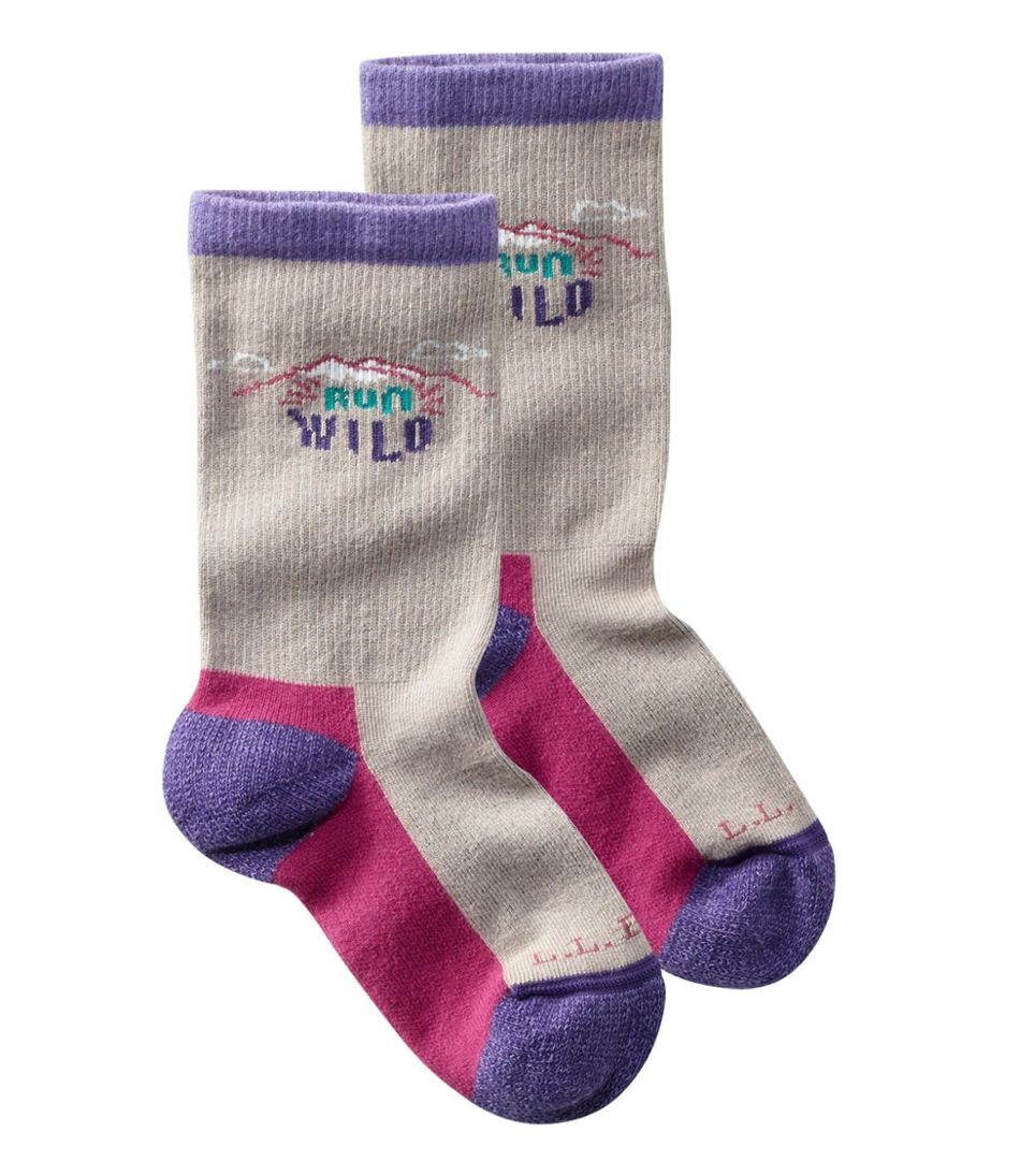 Kids' L.L.Bean Campside Socks