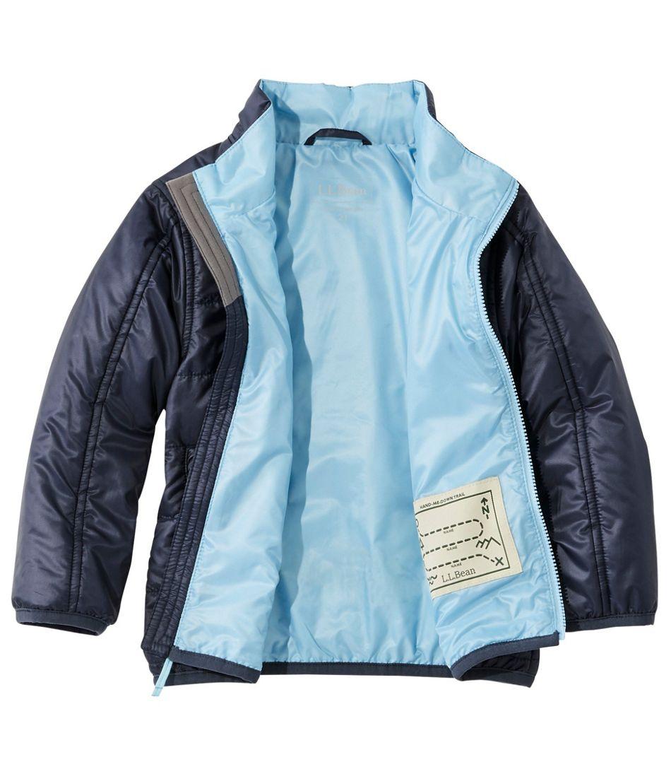 Toddlers' Primaloft Packaway Jacket
