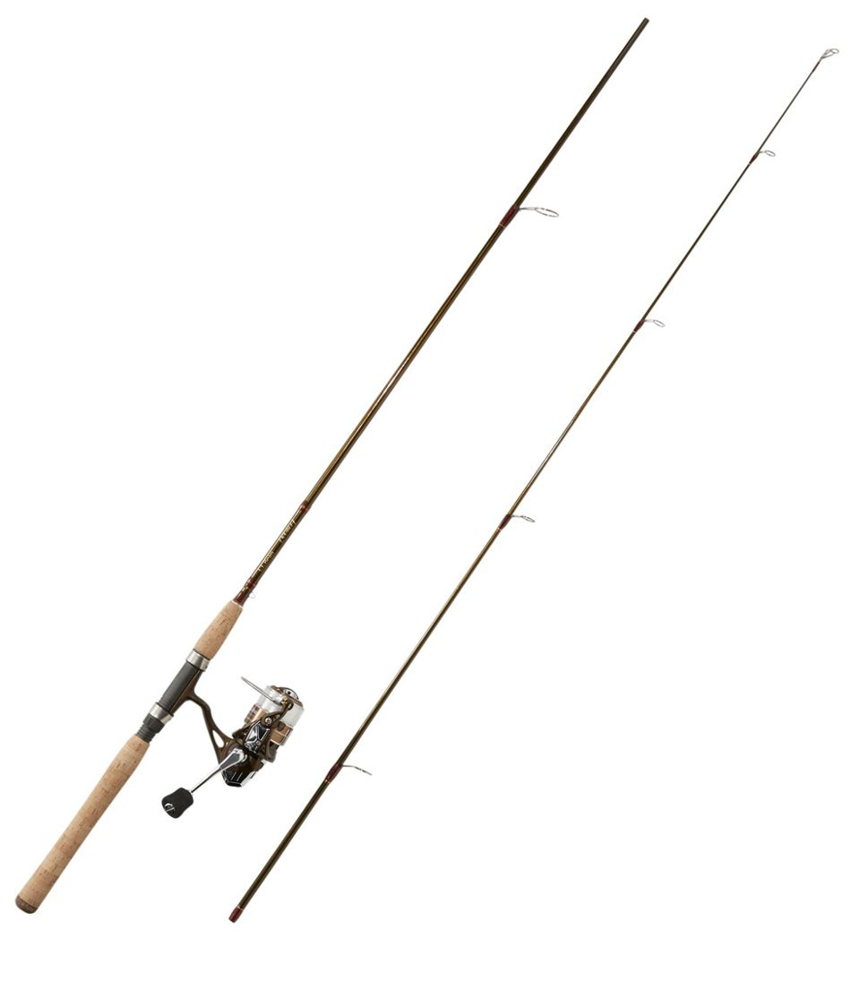 Double L Spin Rod and Reel Outfit