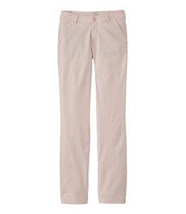 Women's Lakewashed Chino Pants