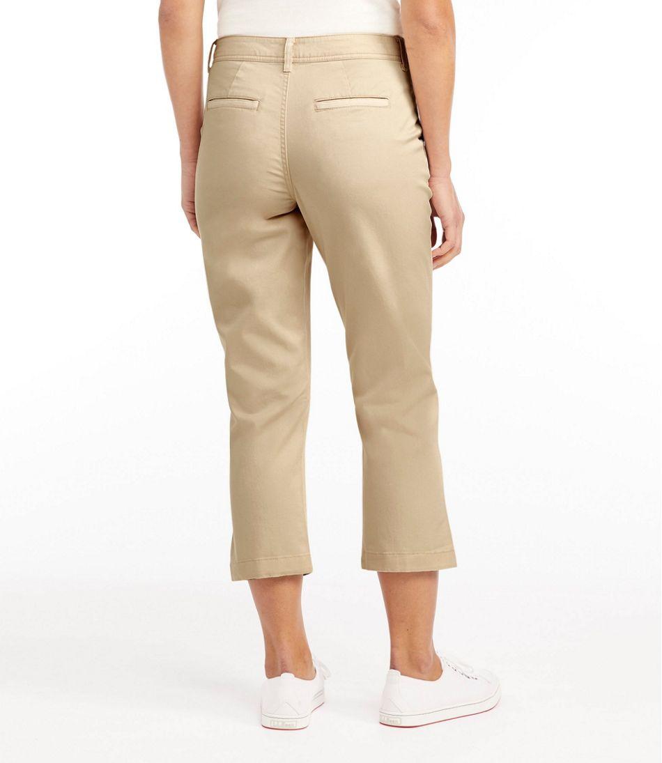 Lakewashed Chino Pants, Cropped