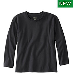 Women's Saturday T-Shirt, Crewneck Three-Quarter-Sleeve