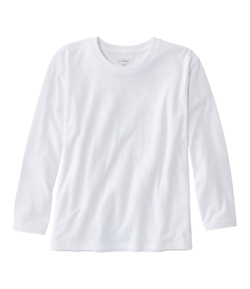 Saturday T-Shirt, Crewneck Three-Quarter-Sleeve