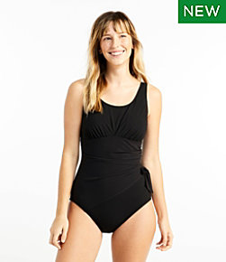 Women's Slimming Swimwear, Scoopneck Tanksuit
