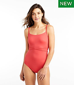 Salt Water Essentials Swimwear, Scoopneck Tanksuit