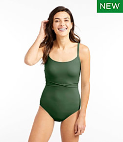 Saltwater Essentials Swimwear, Scoopneck Tanksuit