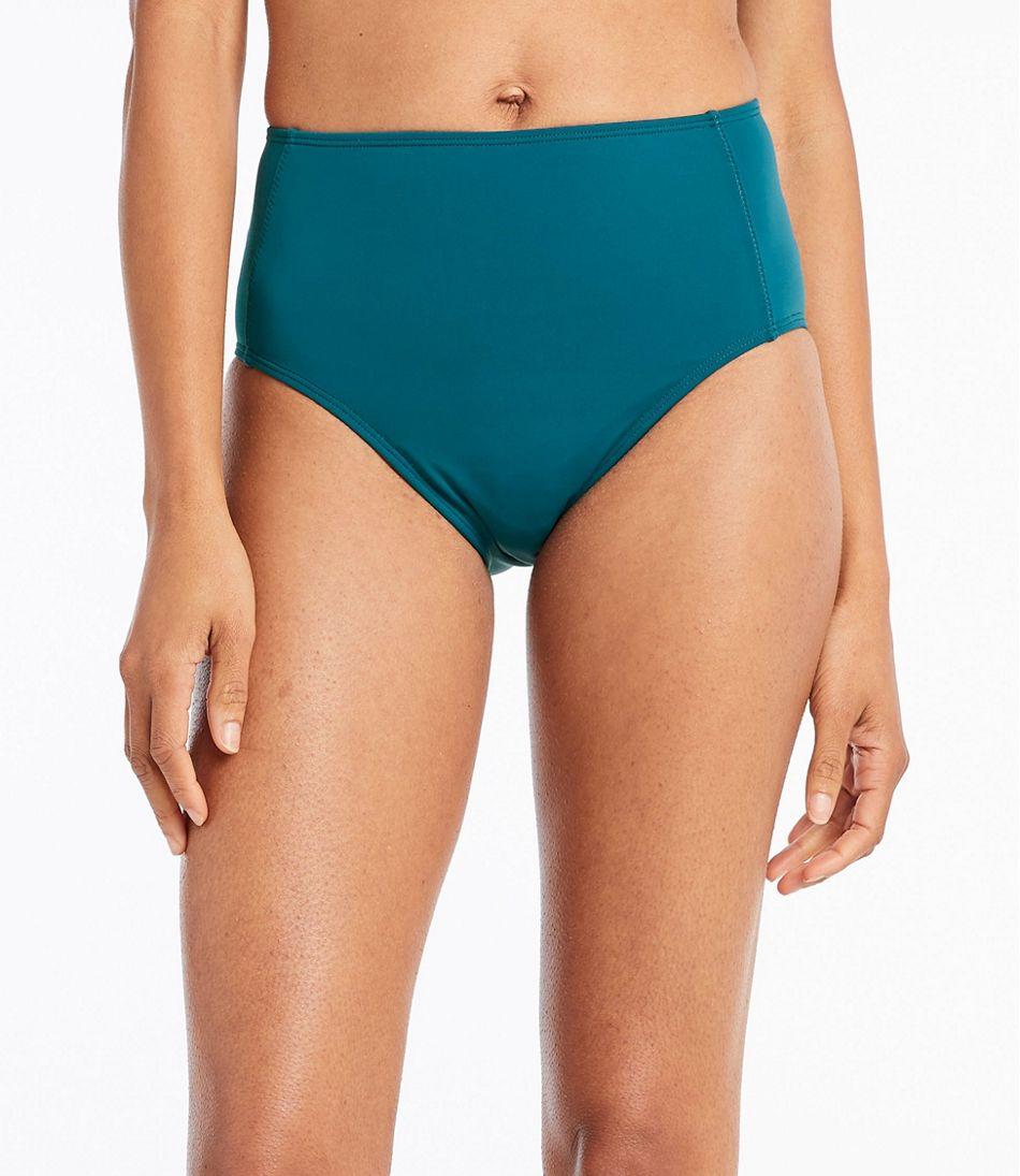 Saltwater Essentials Swimwear, High-Waisted Brief