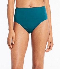 Women's Saltwater Essentials Swimwear, High-Waisted Brief
