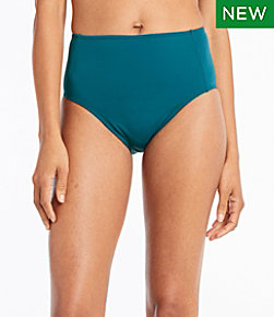 Salt Water Essentials Swimwear, High-Waisted Brief