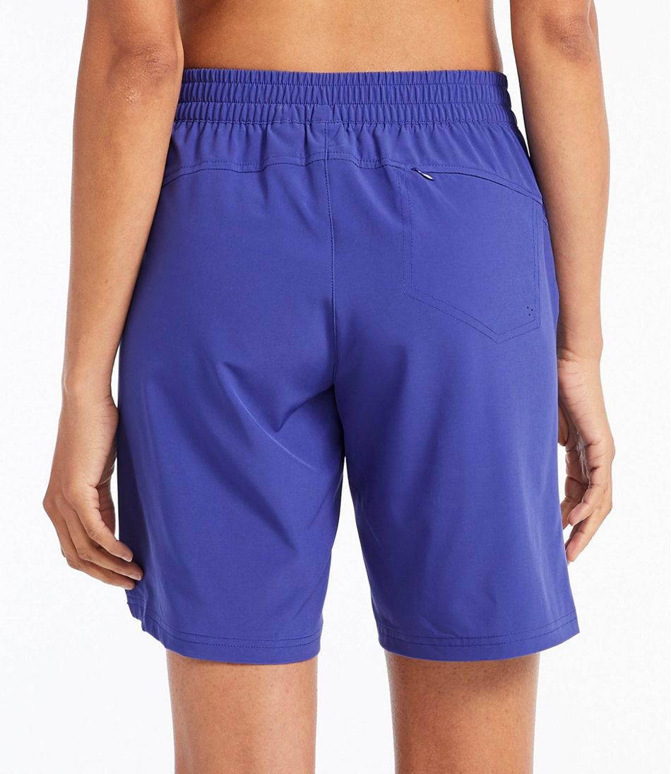L.L.Bean Stretch UPF Shorts, 9""