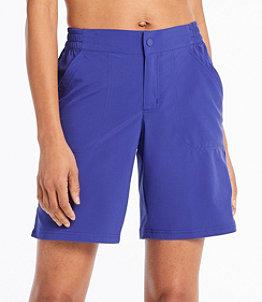 "Women's L.L.Bean Stretch UPF Shorts, 9"""