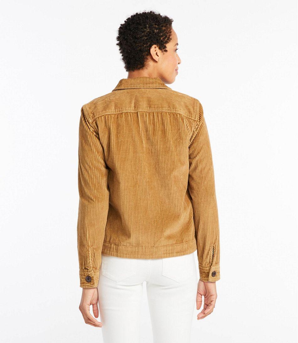 Women's Signature Wide-Wale Shirt Jacket