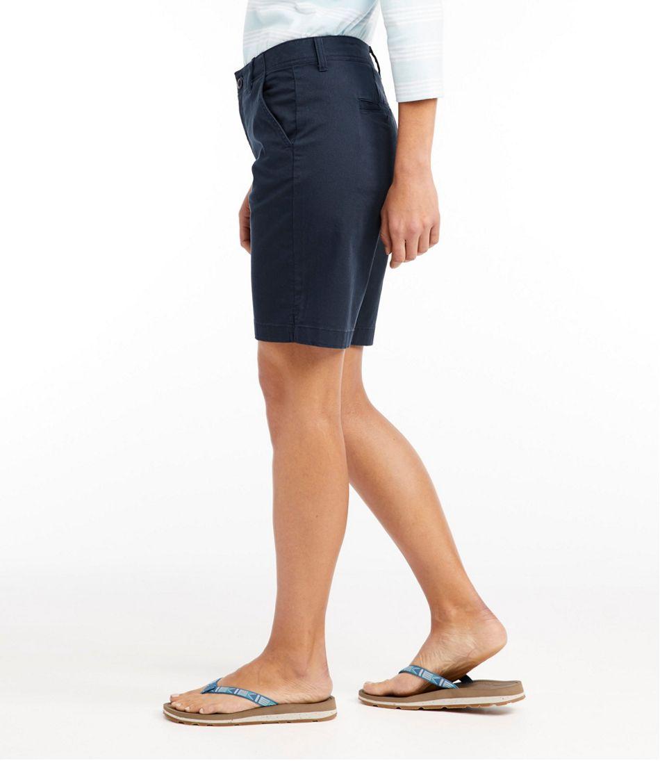 Women's Lakewashed Chino Shorts, Bermuda
