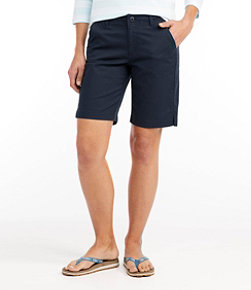Women's Lakewashed Chino Shorts, Bermuda