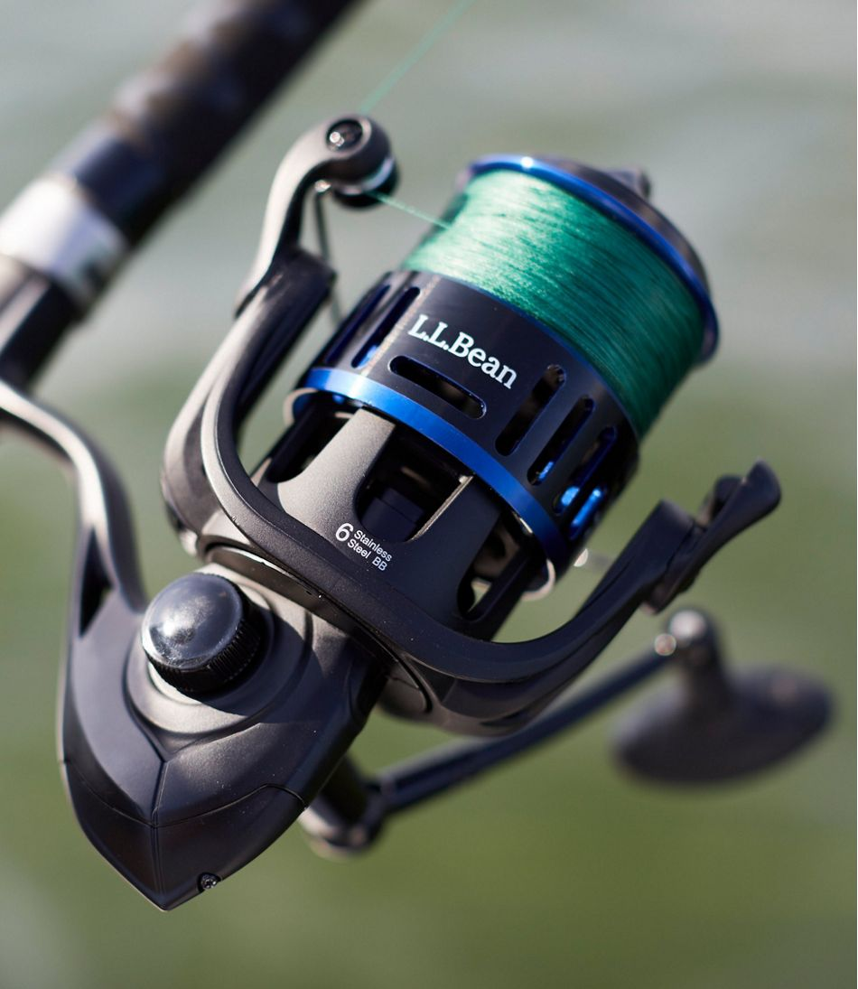 L.L.Bean Saltwater Spinning Rod and Reel Outfits