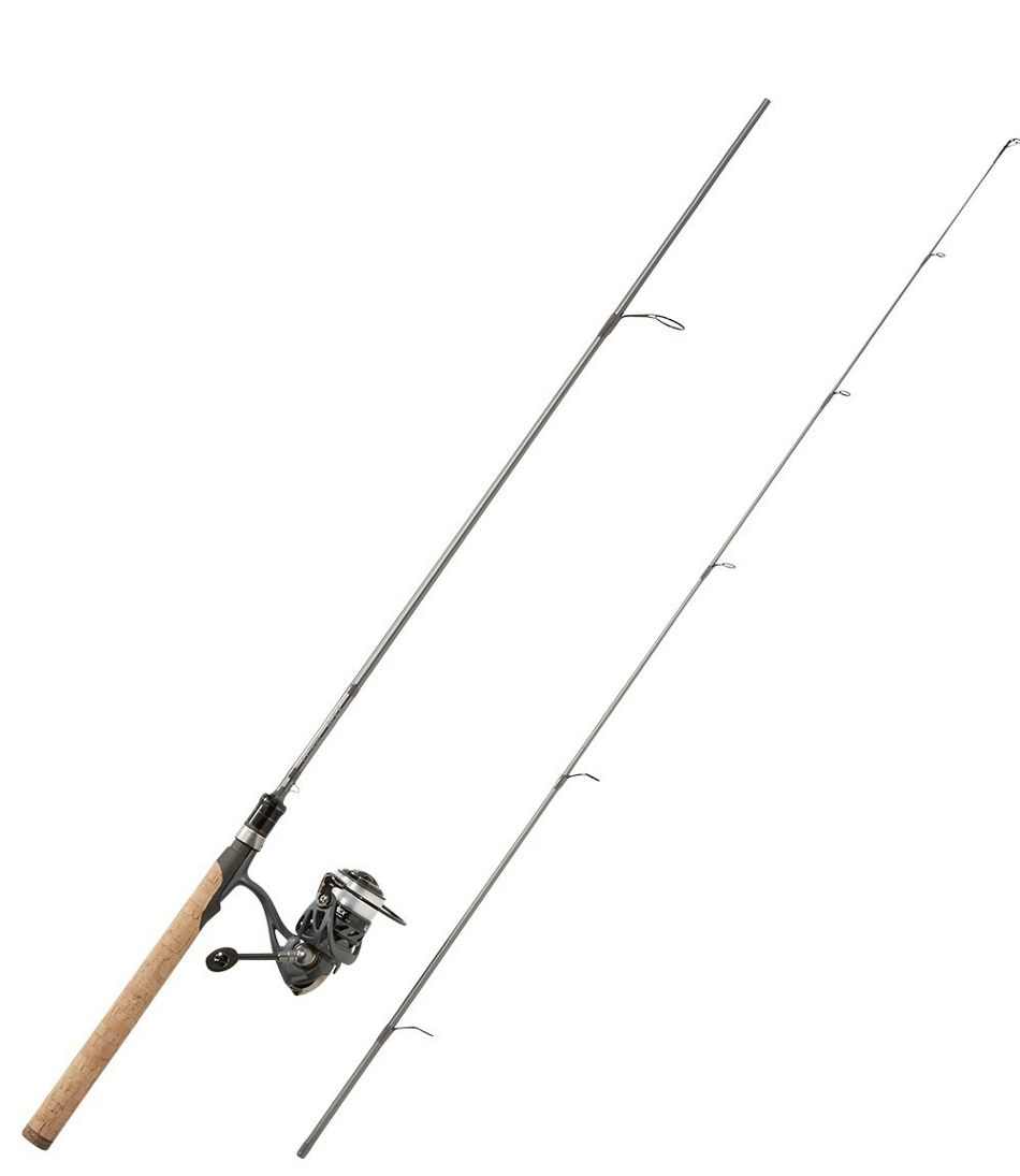 APEX Spinning Rod and Reel Outfits