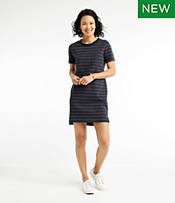 Women's Signature Knit T-Shirt Dress