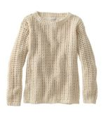 Women's Signature Bailey Island Cotton Sweater