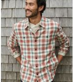 Men's Lakewashed Twill Shirt, Traditional Fit