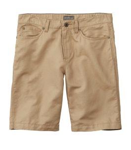 Men's Signature Linen/Cotton Five-Pocket Shorts