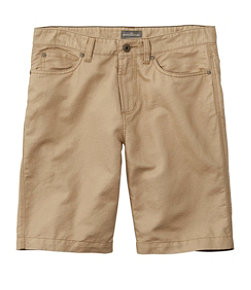 Men's Signature Linen/Cotton Five-Pocket Shorts