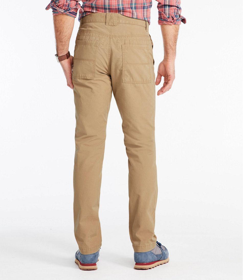 Men's L.L.Bean Allagash Five-Pocket Pants, Standard Fit