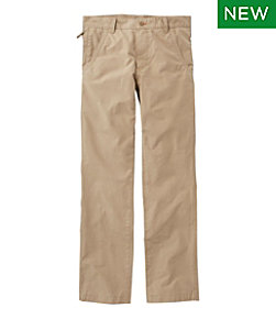 Men's Bean's Allagash 5 Pocket Pant Standard Fit