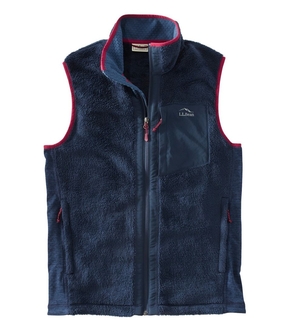 Adventure Hybrid Fleece Vest