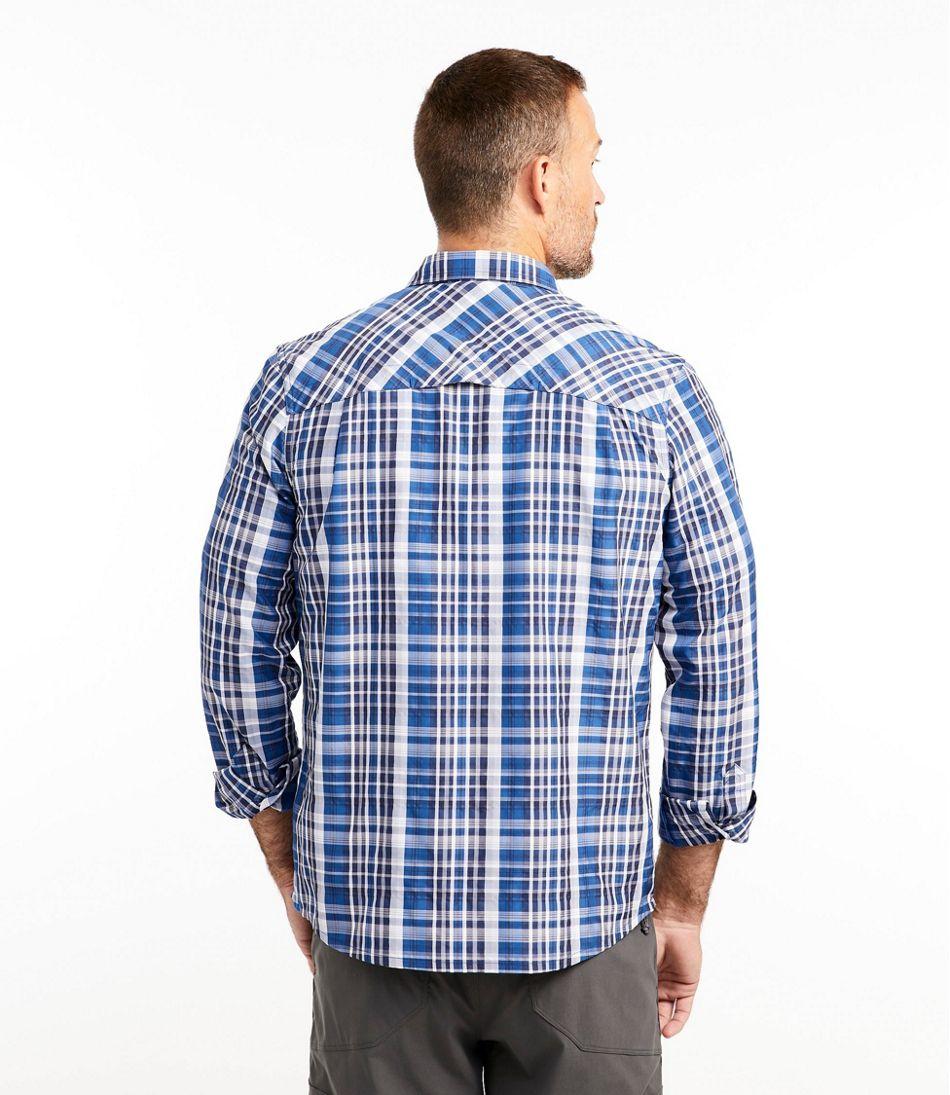 Cool Weave Shirt, Long-Sleeve