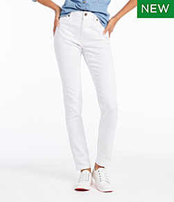 Women's True Shape Jeans, Classic Skinny Colored Denim