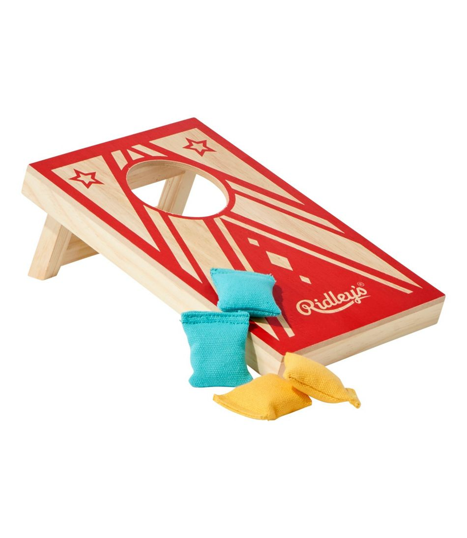 Tabletop Bean Bag Toss