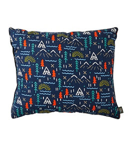 L.L.Bean Camp Pillow, Graphic