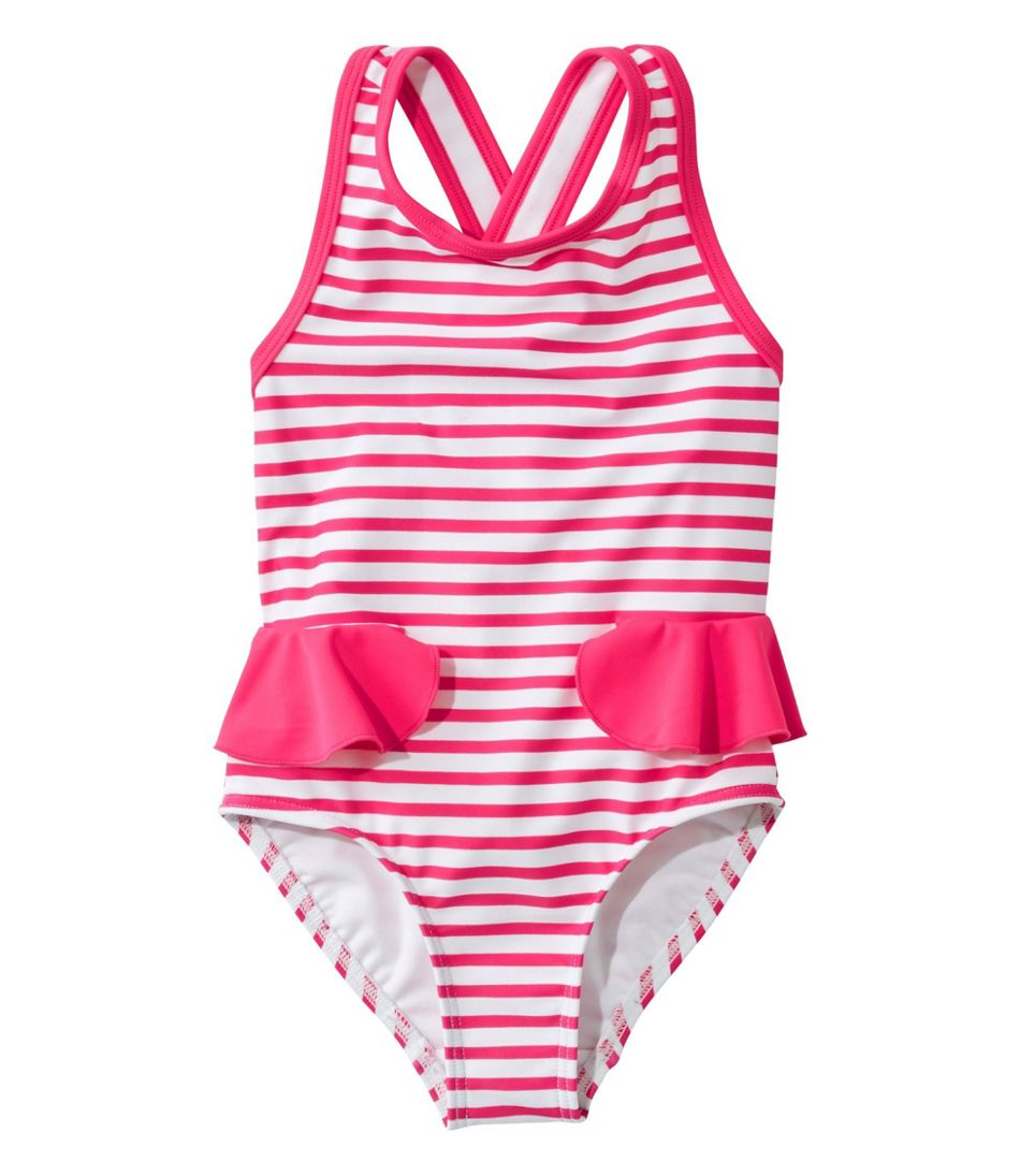 Toddler Girls' Tide Surfer Swimsuit, One-Piece