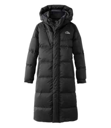 Women's Bean's Down Puffer Coat