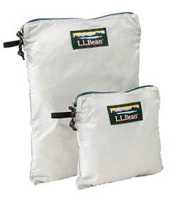 L.L.Bean Zip Pouch Set