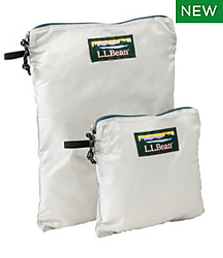 L.L.Bean Zip Pouch Set